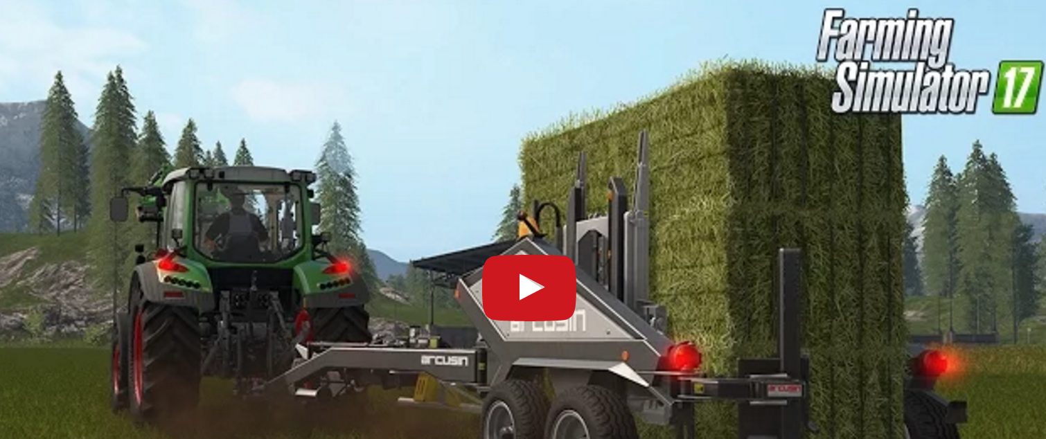An Official Features Of Farming Simulator 17 By Giants