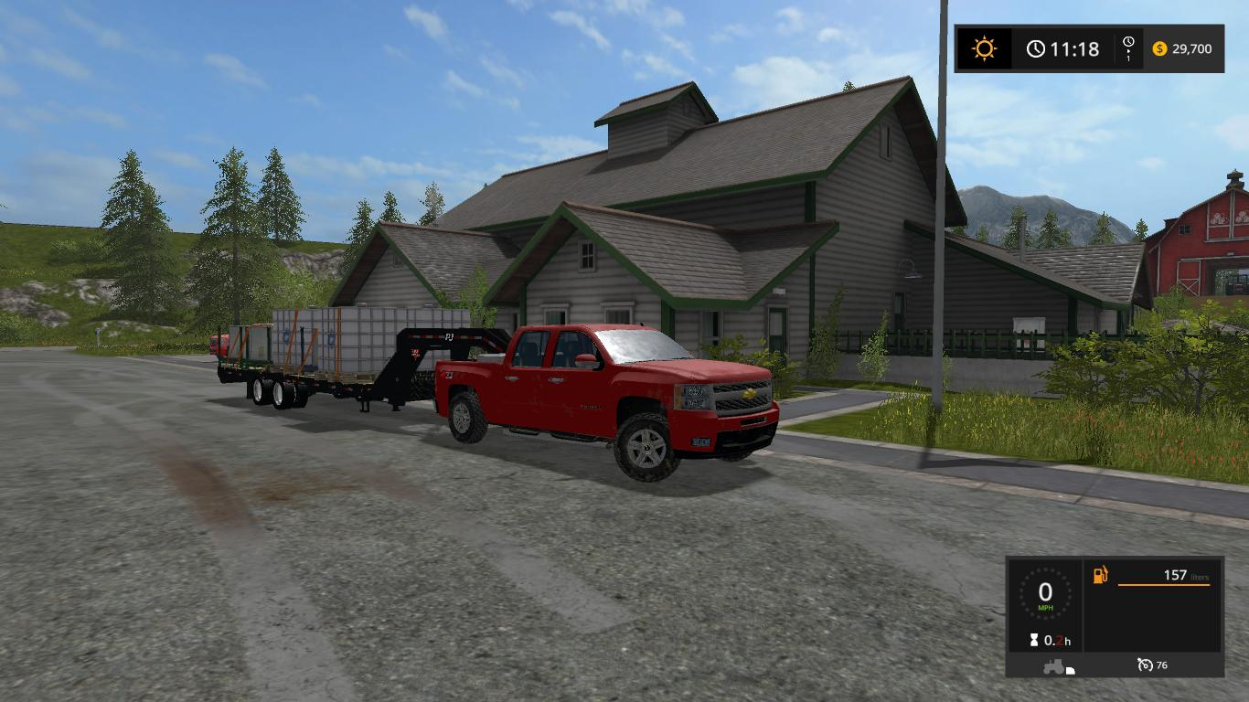 2008 CHEVY SILVERADO V2 Mod - Farming Simulator 2017 mod, FS
