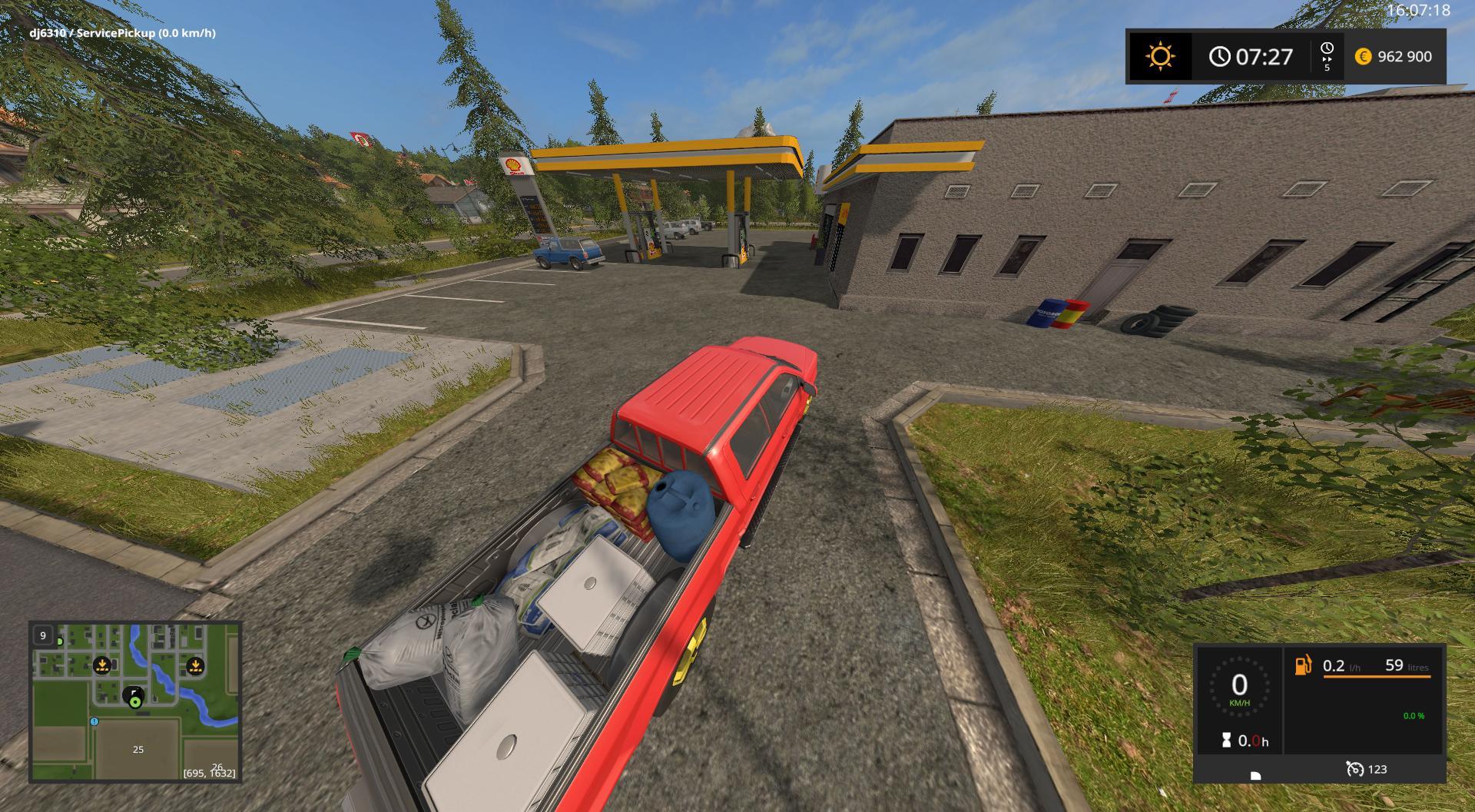 GOLDCREST VALLEY FR V2 Maps - Farming Simulator 2017 mod, FS