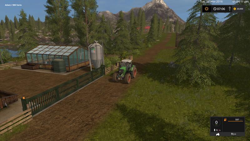 Goldcrest valley plus plus V 1 7 for FS 17 - Farming