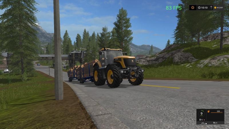 Log Customizable V 1 5 FS 17 - Farming Simulator 2017 mod, FS 17 mod