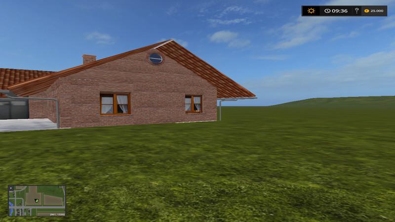Residential v 2 0 for fs 17 farming simulator 2017 mod for Home building simulator