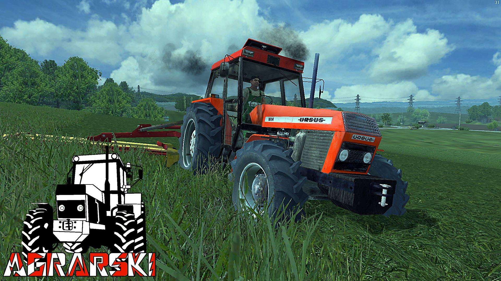URSUS 1614 AND 1634 V1.0 LS17