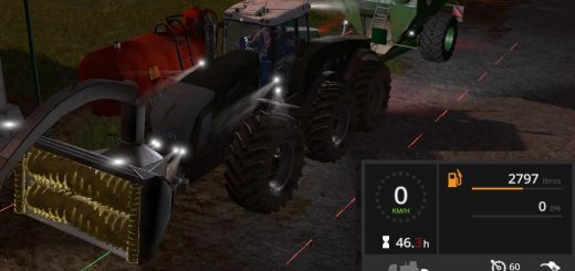 NORGECREST VALLEY 17 V2 5 0 LS17 - Farming Simulator 2017