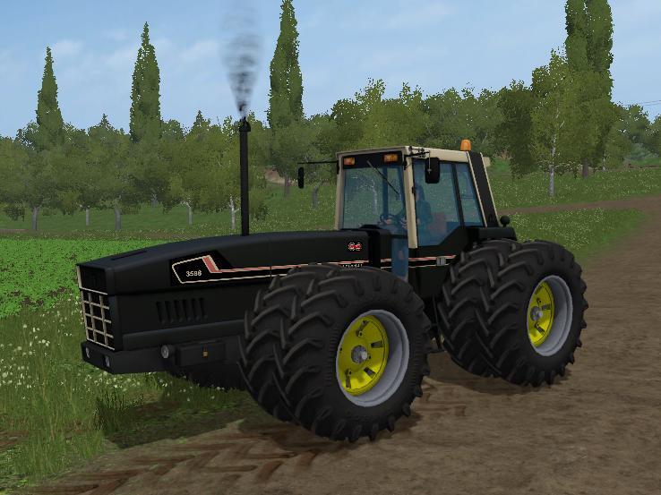CASE IH 3588 V1 1 FS17 - Farming Simulator 2017 mod, FS 17