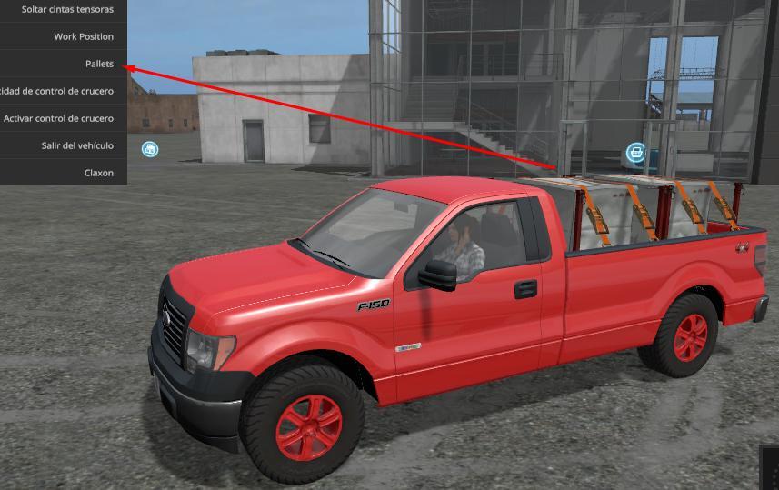 FORD F-150 XLT 2010 V1 0 Mod - Farming Simulator 2017 mod