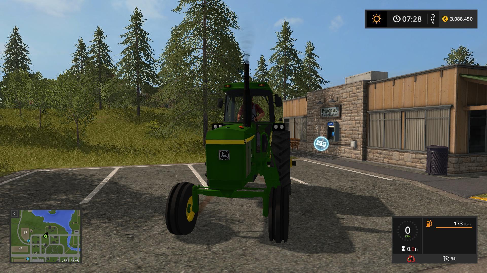 OLD IRON John Deere 30 SERIES 2WD V1 0 Mod - Farming