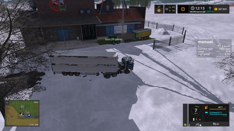 Global market multifruit V 1 0 3a FS17 - Farming Simulator