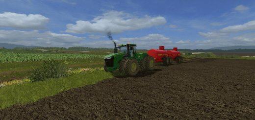 MB TRAC 1000 TURBO FORST EDITION V1 0 LS 17 - Farming
