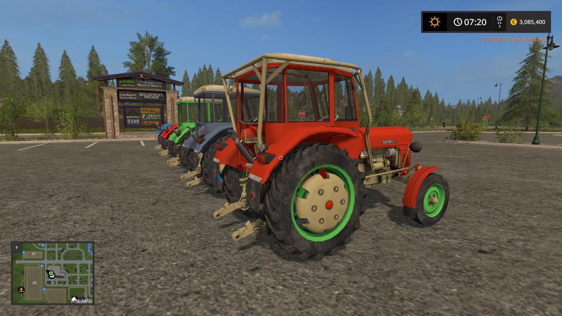 Farming Simulator 2017 mods, FS 17 mods, LS 2017 mods